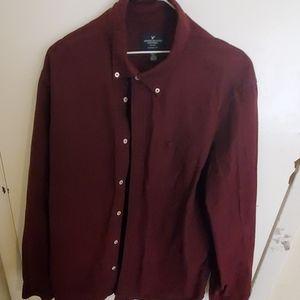 X Large American Eagle Shirt